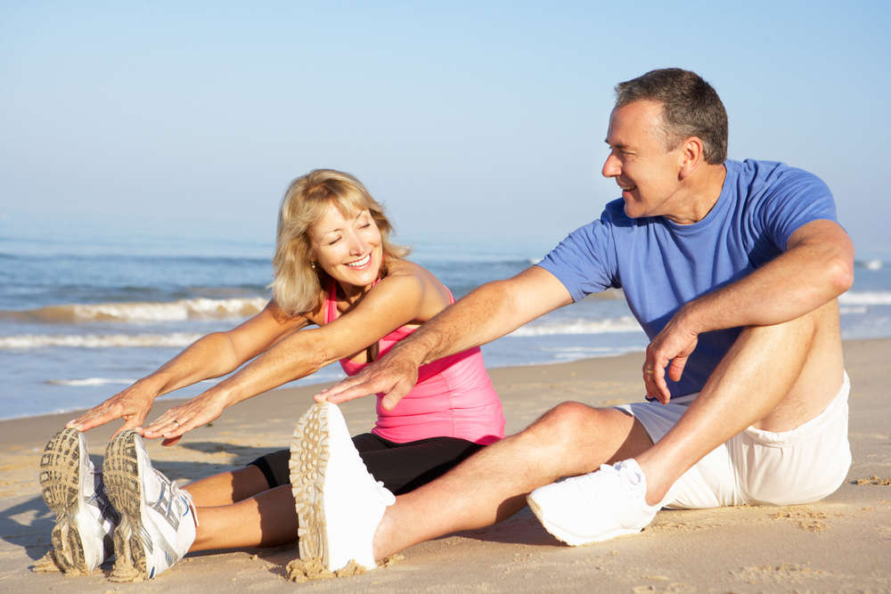 Simple Excercises for Seniors with Arthritis